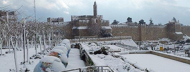 nieve-israel