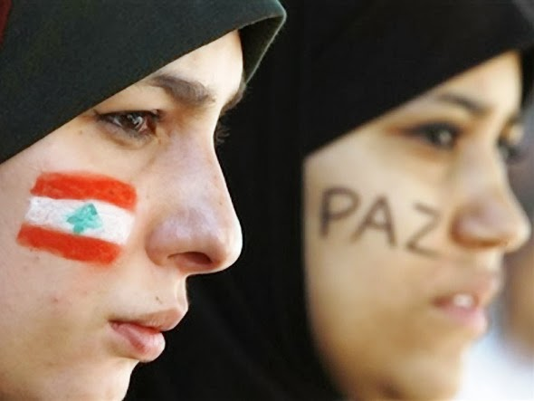paz-libano