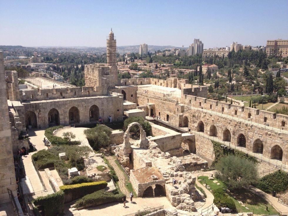 Jerusalén: Introducción e Historia | Por Israel