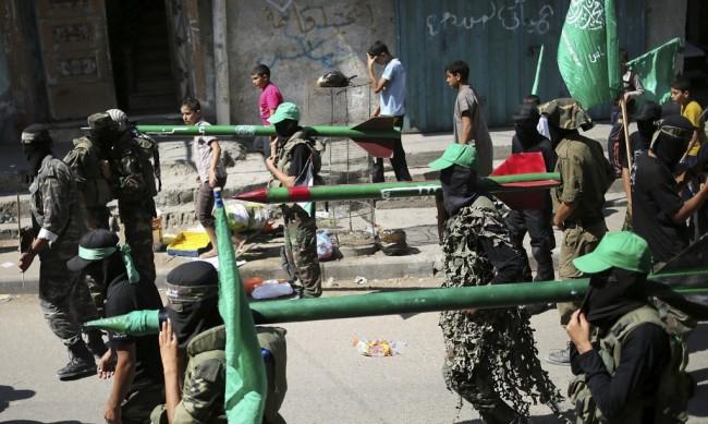 Un-grupo-salafista-que-opera-en-Gaza-y-Sinaí-se-atribuye-el-lanzamiento-de-cohetes-650x389