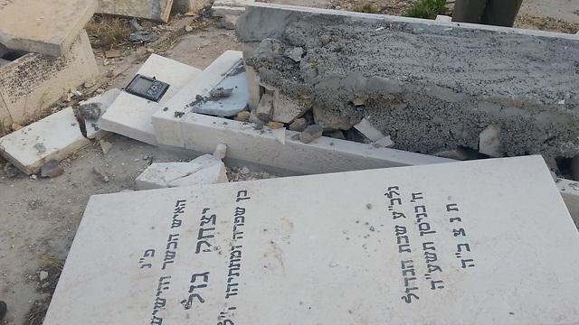 consternacion-tumbas-monte de los olivos