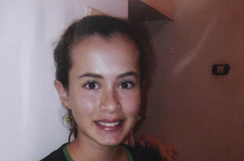 Reproduction photo, courtesy of the family, of Hallel Yaffa Ariel, 13, who was stabbed and killed in a terror attack in the Jewish settlement of Kiryat Arba, in the West Bank on June 30, 2016. Hallel Yaffa Ariel died from her wounds and local security man was badly injured in a terror attack in which a 17-year-old Palestinian broke into the Ariel family home and stabbed the young girl in her bed, in Kiryat Arba earlier today. Photo by Yonatan Sindel/Flash90 *** Local Caption *** ôéâåò ÷øééú àøáò ôöåò çééì çééìéí îçñåí äìì éôä àøéàì ã÷éøä ôøõ áéú çáøåï çãø ùéðä çìåï