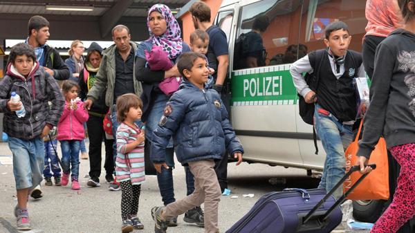 Las encuestas muestran que los alemanes ahora se oponen a la llegada de nuevos refugiados.
