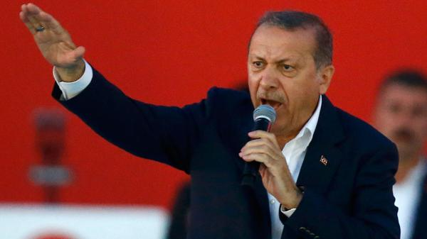 Erdogan ha radicalizado su gobierno tras el golpe fallido en su contra (Reuters)