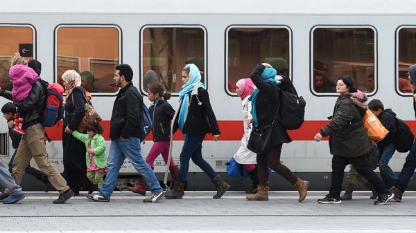 En los últimos meses, aumentaron los actos de xenofobia y rechazo a los inmigrantes entre los alemanes (AFP)