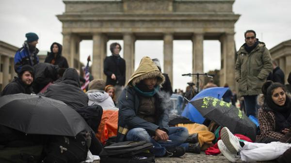 Se estima que más de un millón de refugiados ingresaron a Alemania en 2015