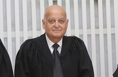 Supreme Court Justice Salim Joubran (Photo: Alex Kolomoisky)