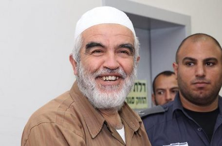 Raed Salah in court after his latest arrest (Photo: Motti Kimchi)