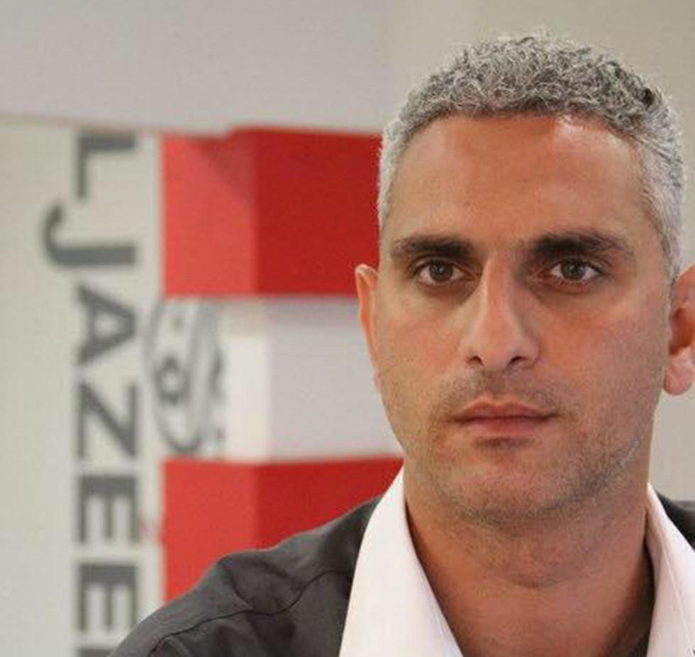 Al Jazeera correspondent Elias Karram
