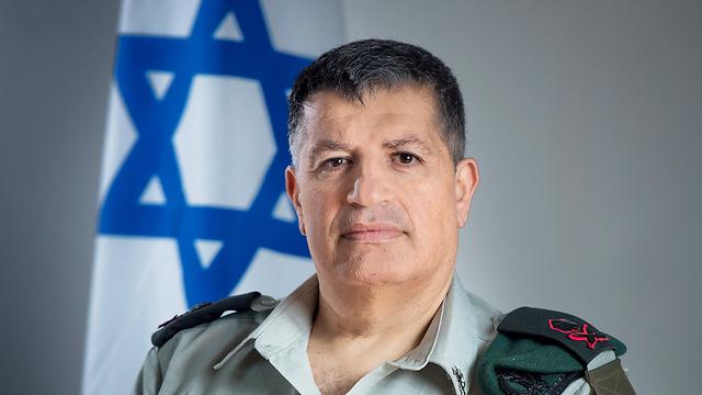 Gen. Yoav Mordechai (Foto: IDF)