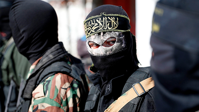 Islamic Jihad militants (Photo: AFP)
