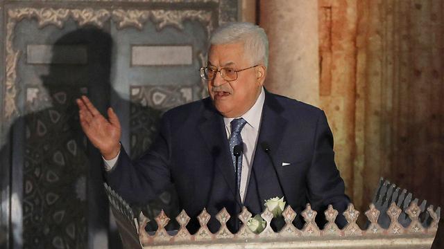 El presidente palestino Abbas (Foto: Reuters)