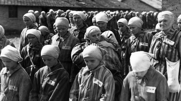 Se calcula que 6 millones de judíos perdieron su vida en los campos de exterminio nazi