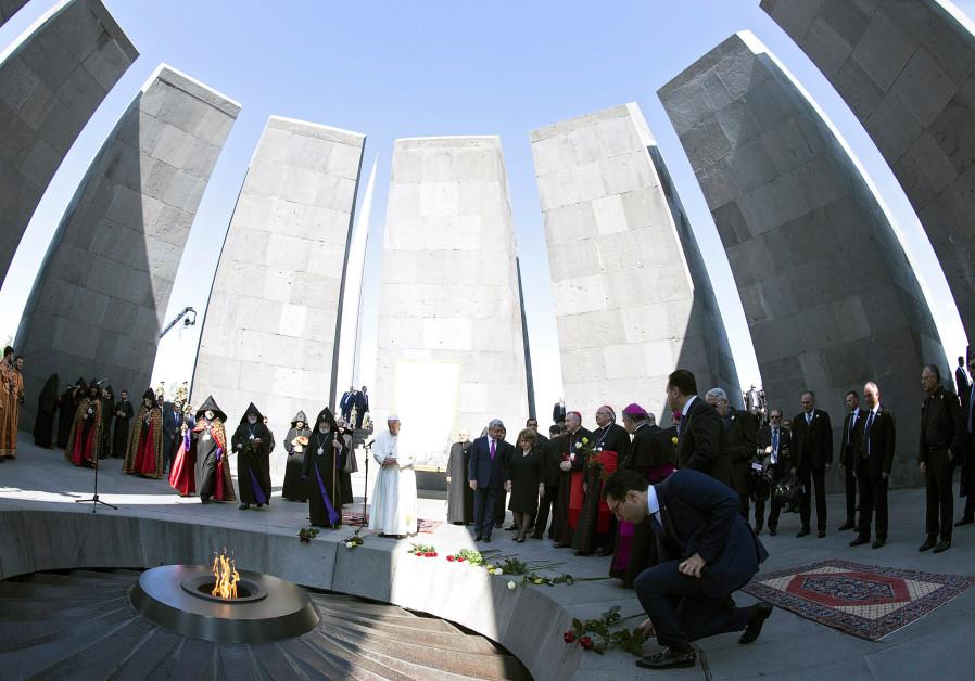La Fundación Wallenberg critica a Israel por no reconocer el genocidio armenio