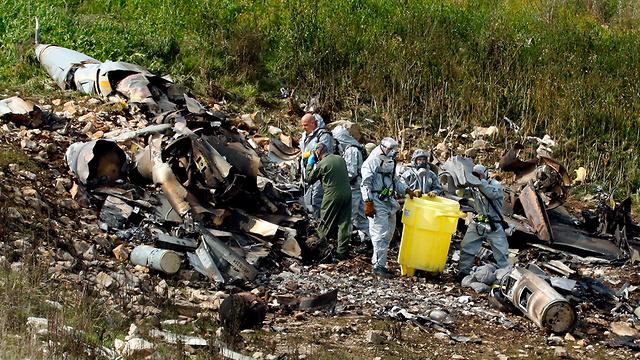 Después de saber que el sistema antiaéreo del ejército sirio es capaz de derribar un avión que vuela en el cielo de Galilea, los israelíes sí son motivo de preocupación (Foto: AFP)