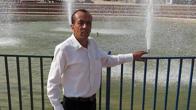 Ziad Ghanimat. 'Aprendí hebreo en tres meses'