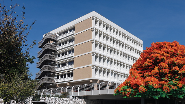 Rehovot ocupó el primer lugar general en el informe de calidad de vida de CBS (Foto: Instituto de Ciencias Weizmann)