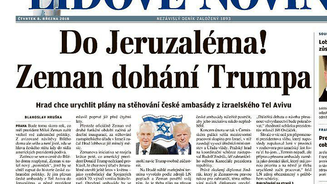 Informe del periódico Lidové noviny