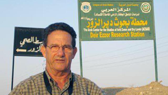 Ron Ben-Yishai en Siria