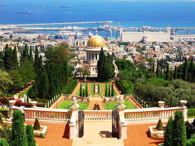 Resultado de imagen de Haifa imagenes