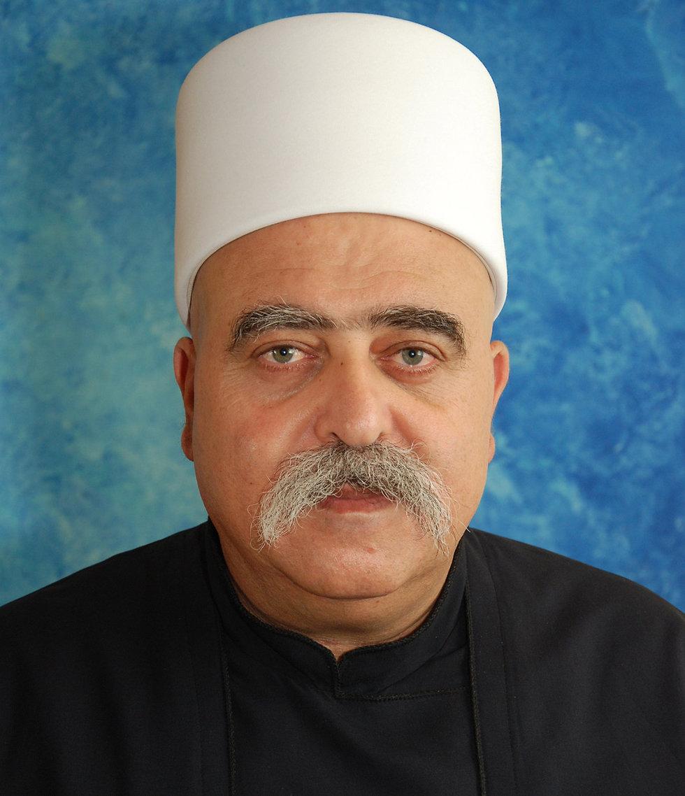 Sheikh Mowafaq Tarif