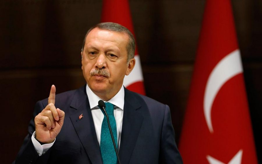 Erdogan: gesjoemel bij verkiezingen in Istanbul