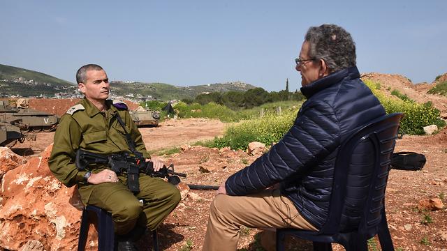 El jefe saliente del Comando Norteño, Yoel Strick (Foto: Avihu Shapira)