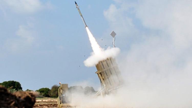 Las baterías antimisiles Cúpula de Hierro de Israel