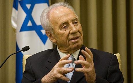 Resultado de imagen de Shimon Peres