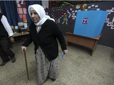 JORNADA DE ELECCIONES LEGISLATIVAS EN ISRAEL